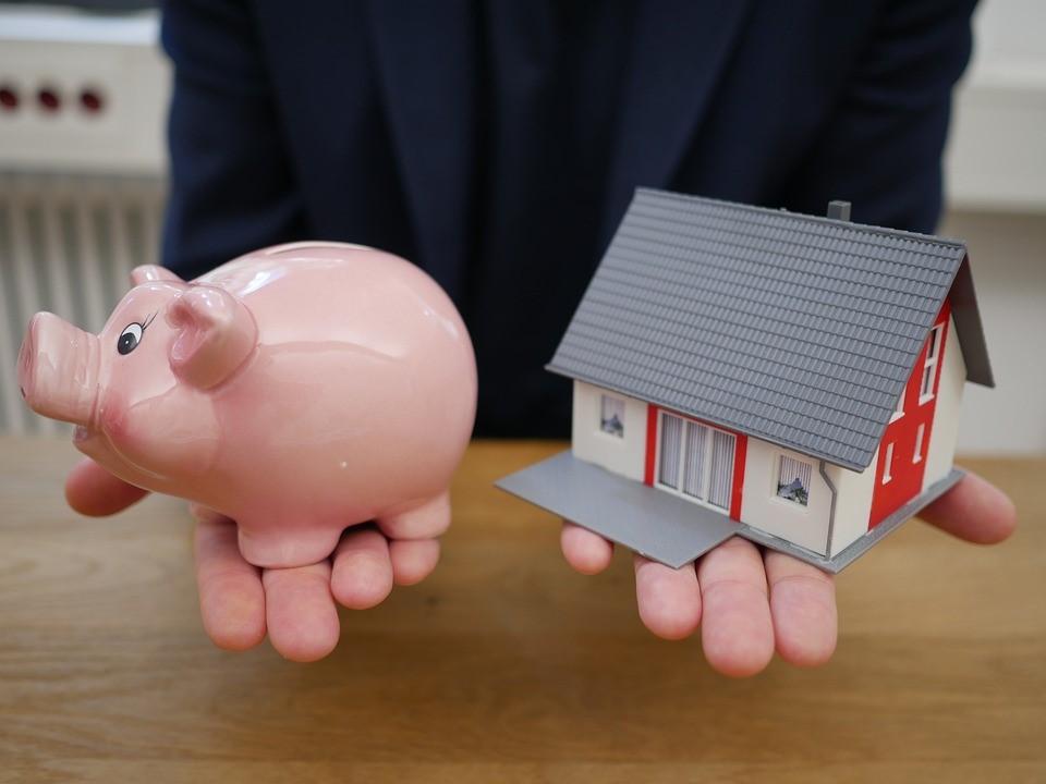 Hausfinanzierung Grafik